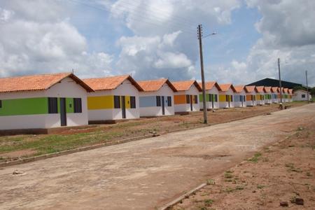 Casas prontas e aprovadas a espera de famílias em Teresina