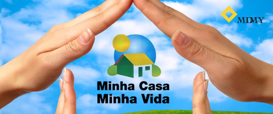 Minha Casa Minha Vida oferece moradia para quem precisa