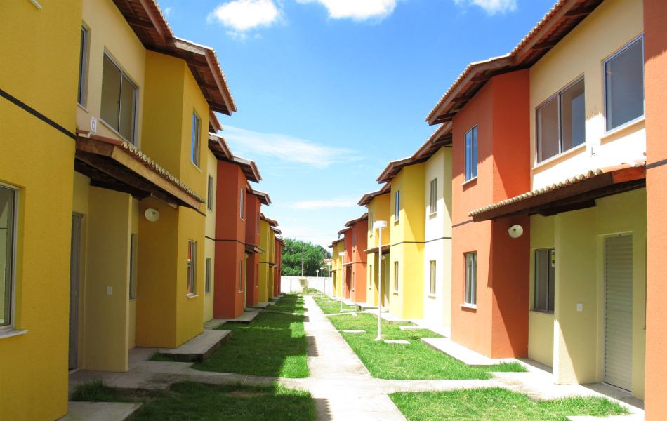 O Programa Minha Casa Minha Vida sorteia milhares de imóveis em CE todos os anos