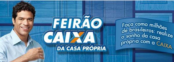 Feirão da Caixa (Imagem: Divulgação)