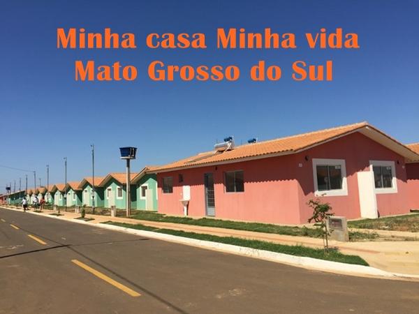 Minha casa Minha vida MS (Imagem: Divulgação)