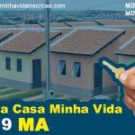 Minha Casa Minha Vida 2019 MA