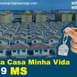 Minha Casa Minha Vida 2019 MS
