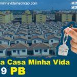 Minha Casa Minha Vida 2019 PB