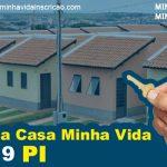 Minha Casa Minha Vida 2019 PI