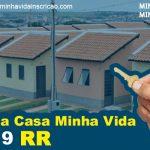 Minha Casa Minha Vida 2019 RR