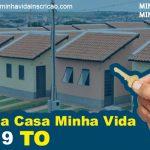 Minha Casa Minha Vida 2019 TO