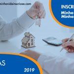 Inscrição Minha Casa Minha Vida Goiás 2019