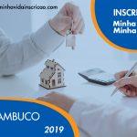 Inscrição Minha Casa Minha Vida Pernambuco 2019